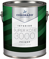 Aurora Decorating Centre Super Kote 3000 Primer is an easy-to-apply primer optimized for high productivity jobs. Super Kote 3000 is ideal for use in rental properties. This high-hiding, fast-drying primer provides a strong foundation for interior drywall and cured plaster and can be topcoated with latex or oil-based paint.boom