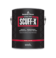 Aurora Decorating Centre Award-winning Ultra Spec® SCUFF-X® is a revolutionary, single-component paint which resists scuffing before it starts. Built for professionals, it is engineered with cutting-edge protection against scuffs.boom